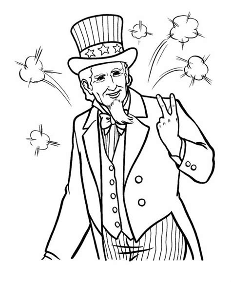uncle sam i want you coloring page 8 images of uncle sam cartoon coloring page uncle sam
