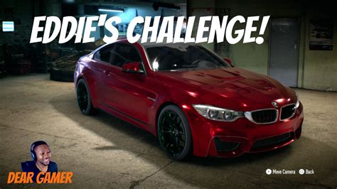 bmw m4 challenge need for speed 2015 eddie s challenge bmw m4 turbo charged