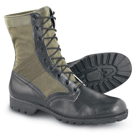 s jungle boots new u s era jungle boots 111035 at
