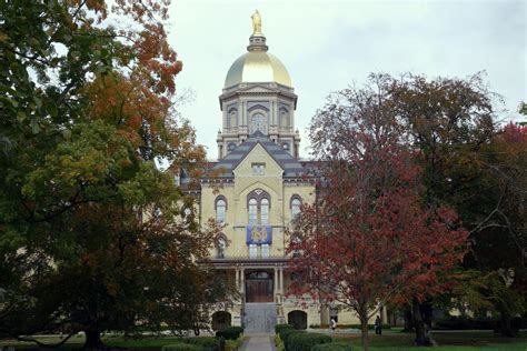Nd Mba Admissions by Notre Dame Admissions Sat Scores Financial Aid More