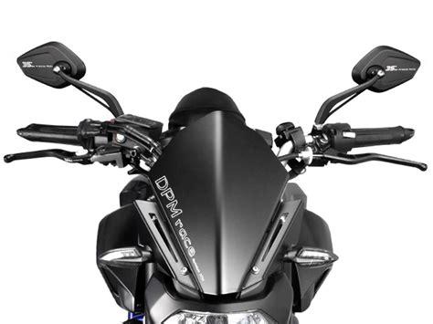 Aufkleber Yamaha Mt 07 by Frontmaske Warrior F 252 R Yamaha Mt 07 2014 2017 Tecbike