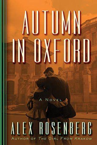 Autumn In Oxford autumn in oxford by alex rosenberg