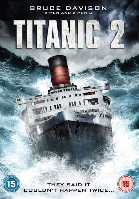 titanic film uk rating review titanic 2 dvd 247 magazine