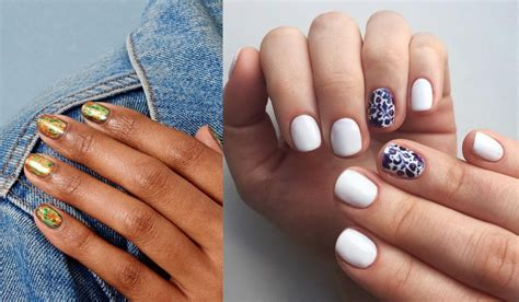Deco Sur Ongle Court by Ongles Courts