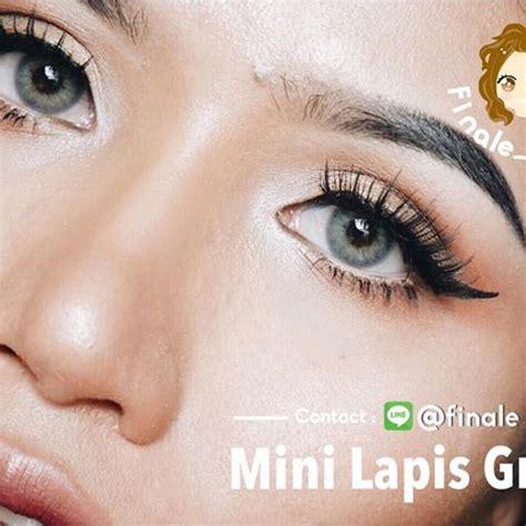 Mini Lapis Lens mini lapis gray
