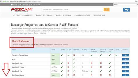 software camaras ip programas para camara ip wifi zoominformatica blog
