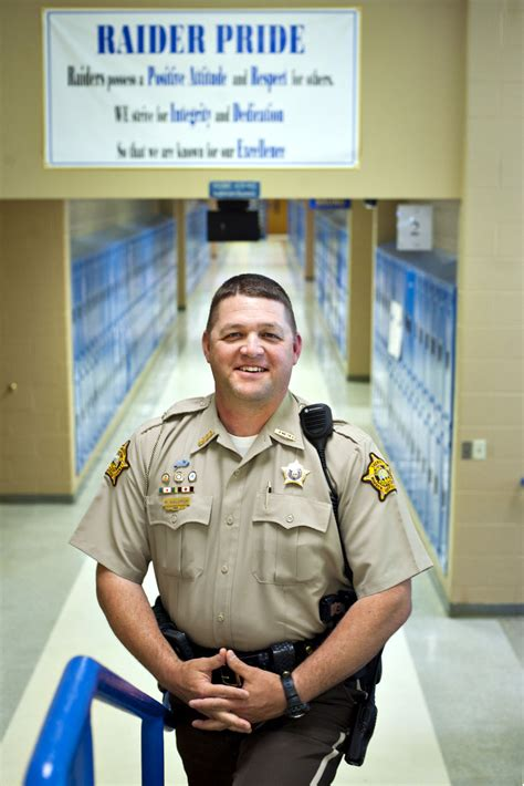 School Officer by Waldrop Named Kentucky School Resource Officer Of The Year
