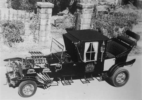 Munster Car The Munsters History The List