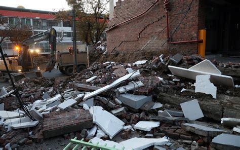 earthquake pohang unusual m5 4 earthquake strikes south korea heavy damage