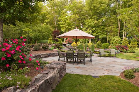 Backyard Patio Backyard Patio Design Ideas To Accompany Your Tea Time