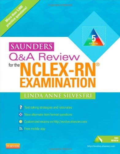 saunders 2018 2019 strategies for test success passing nursing school and the nclex 5e saunders strategies for success for the nclex examination biography of author silvestri phd rn booking