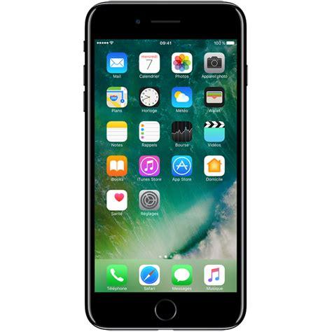 apple iphone 7 plus 128 go noir de jais mobile smartphone apple sur ldlc