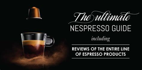 nespresso best machine best nespresso machine reviews 2017 i review all 7