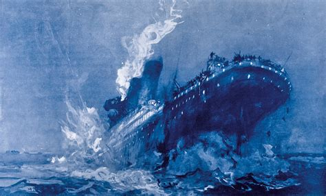 imagenes barco titanic hundido 40 fotos de titanic