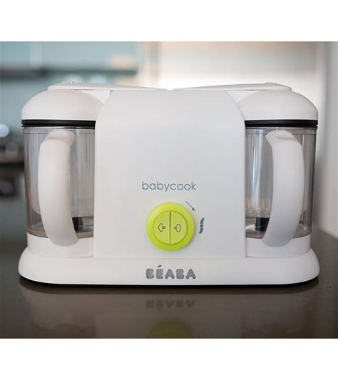 Beaba Baby Cook Plus Neon beaba babycook plus neon