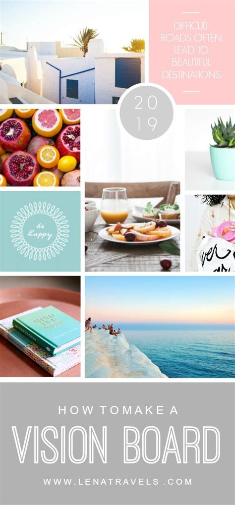 best 25 vision board template ideas that you will like on