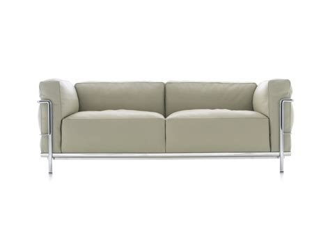 sofa cassina buy the cassina lc3 two seater sofa at nest co uk