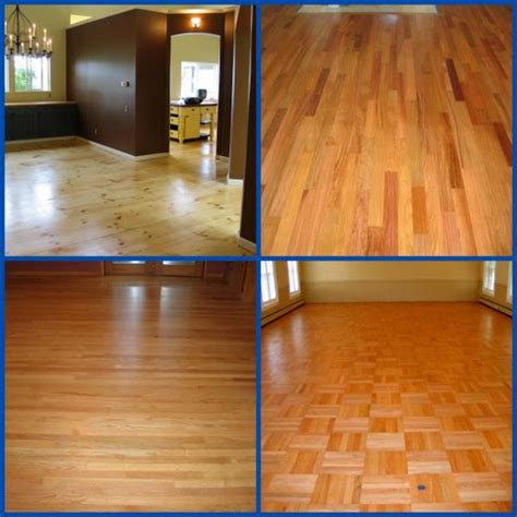 hardwood floor refinishing about the house eugene oregon