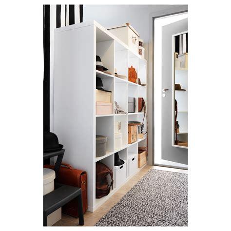 16 cube bookcase unit ikea kallax 16 cube storage bookcase square shelving unit