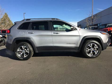 Jeep Trailhawk Mpg 2015 Jeep Trailhawk 4x4 4dr Suv In Colorado