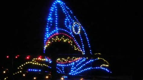 virginia festival of lights virginia vacation 2013 episode 3 lights at the