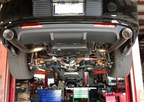 2000 ford mustang exhaust how to modify your v6 mustang s exhaust dual conversion