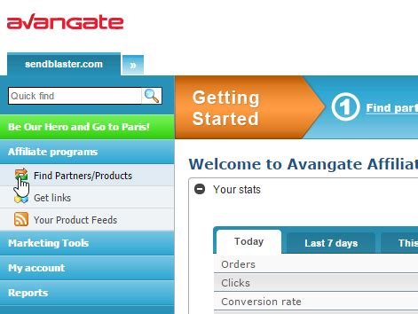 Search Affiliate Devenir Partenaire Smtp Mail Server