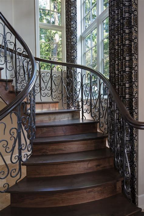 bellevue familys romantic stone home evokes