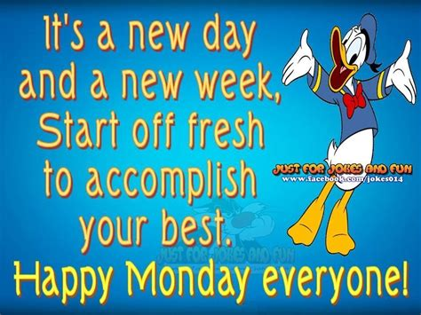 Its A New Day And A New Lookwel 3 by Its A New Day New Week Start Fresh Quotes