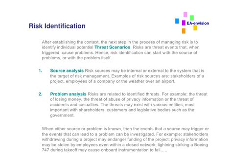 operational risk framework template enterprise risk management framework template pictures to