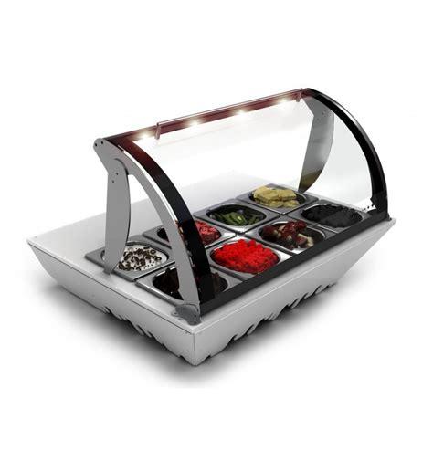 banco yogurteria vitrine 224 ingr 233 dients avec vitre repliable