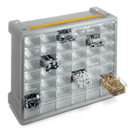 cassetti plastica terry cassettiera portaminuterie in plastica 42 cassetti
