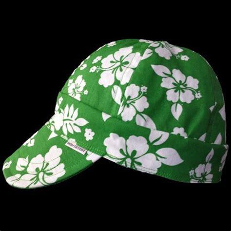 custom camo skulls welding cap welders hat reversible 6 panel hawaiian green welding hat welding hats caps