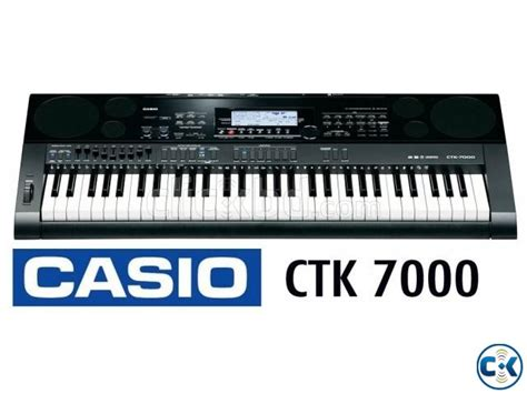 Keyboard Casio Ctk 7000 casio ctk 7000 keyboard clickbd