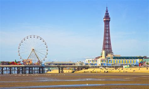 Bishop S Castle Great blackpool kids amp family great british itineraries