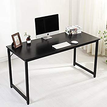 soges l shaped desk computer desk amazon com need computer desk 55 quot large size office desk