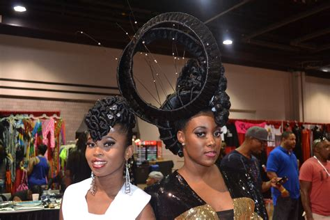list of exhibitors from the bronner bros show fantasy exotic hair spotted at the bronner bros hair
