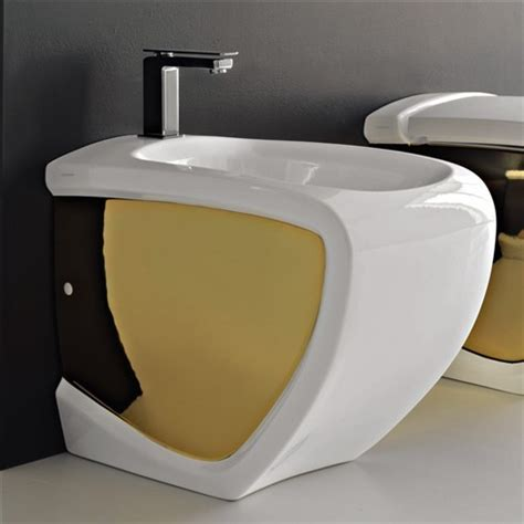 Bidet Gemma 2 Filo Parete by Back To Wall Bidet