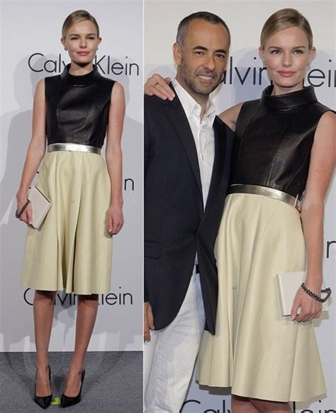 Nothing Gets Between Kate Bosworth And Calvin Klein by South Korea Style