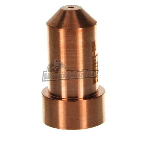 Tip Nozzle Cut 60a Cut 60 lincoln electric kp2844 4 tomahawk 1000 standard 60a nozzle pkg 5