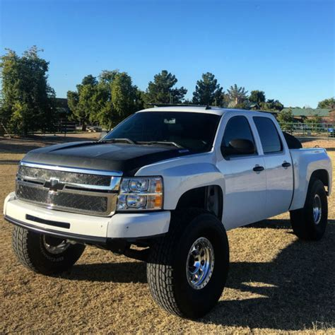 all car manuals free 2011 chevrolet silverado electronic valve timing 3gcucse27bg162639 clean fully loaded chevy silverado prerunner 6 2l ls3
