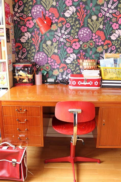 wallpaper for craft room craft room ideas you ll love everythingetsy com
