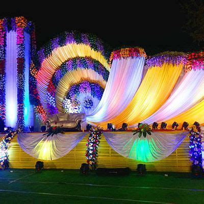 Event Nanagement and Marriage stage decoration in Patna