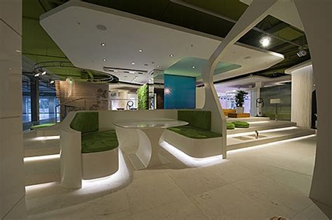 Latest Interior Designs For Home klafs flagship concept world by geplan design