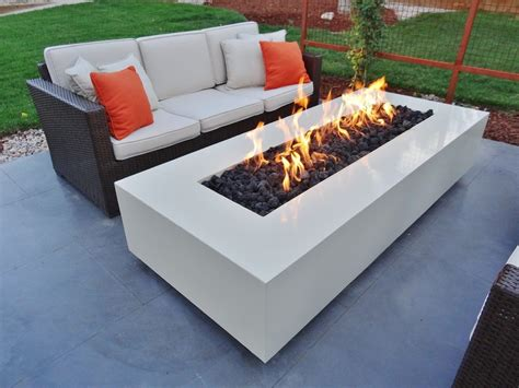 Denver Natural Gas Fire Spaces Contemporary With Outdoor Gas Firepits