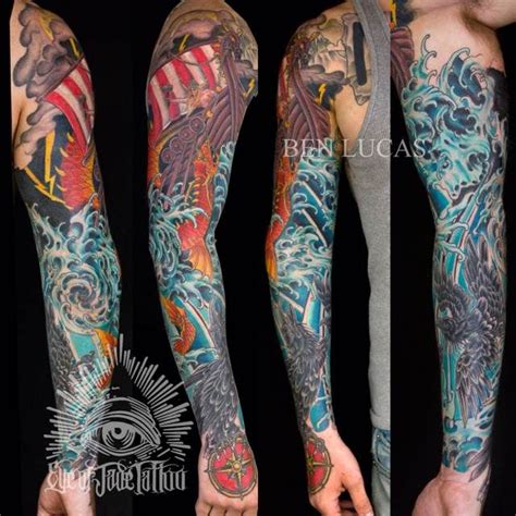 nordic sleeve tattoo designs 25 best images about ideas on thors