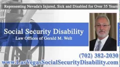 our las vegas disability lawyer s library