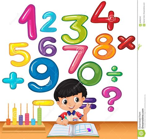 numbers clipart counting numbers clipart clipartxtras