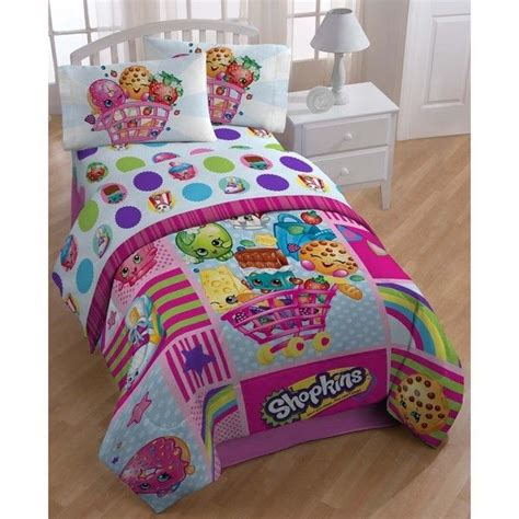 twin size bed in a bag shopkins girls bedding twin size bed in a bag sheets set 5
