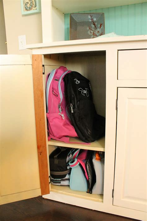 backpack storage homey home design hometalk and backpack storage ideas